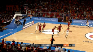 Galatasaray Backcut #1