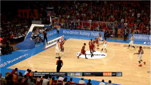 Galatasaray Backcut #2