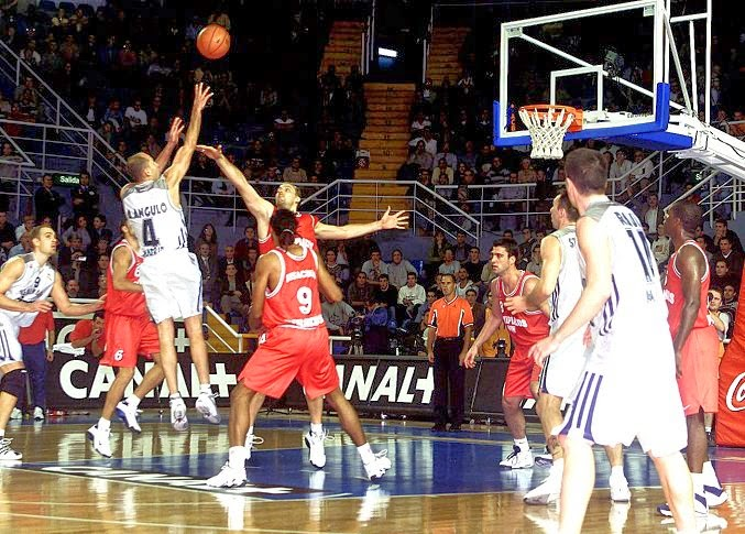 Real Madrid vs Olympiacos BC