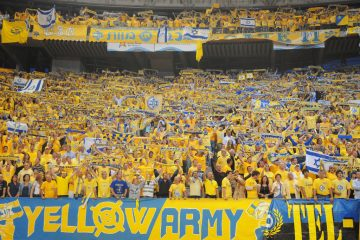 Yellow Army of Maccabi Tel-Aviv