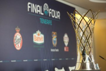 Basketball Champions League Final Four Trophy
