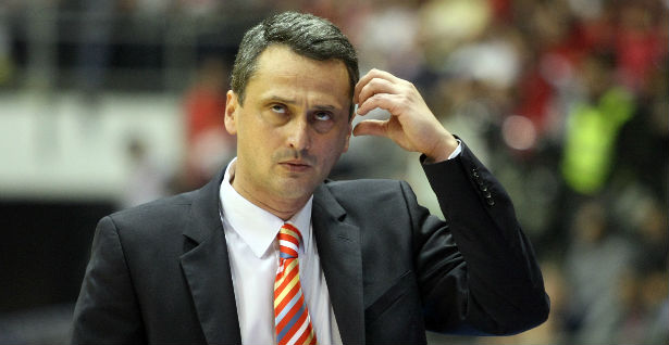 Coach Radonjic - Photo Credit: pressonline.rs